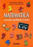 Cumpara ieftin Matematatică. Exerciţii, probleme şi teste pentru clasele I-IV