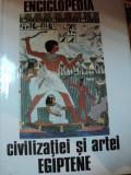 ENCICLOPEDIA CIVILIZATIEI SI ARTEI EGIPTENE- GEORGES POSENER - BUC. 1974