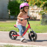 Bicicleta 2 in 1 Balance Bike SmarTrike Red, Smart Trike
