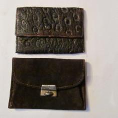 GE - Lot 2 portmonee / portofele vechi deosebite