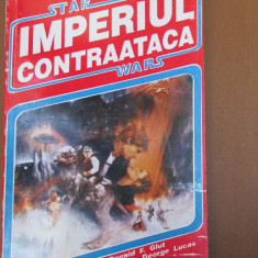 Star Wars. Imperiul contraataca