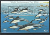 Fauna marina ,delfini ,Jersey.