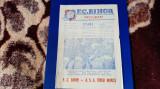 program   FC  Bihor   -  ASA  TG. Mures