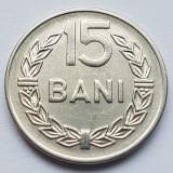 ROMANIA 15 Bani 1966 aUNC KM #93