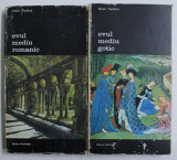 ARTA OCCIDENTULUI -EVUL MEDIU GOTIC/EVUL MEDIU ROMANIC -HENRI FOCILLON- BUC. 1974- VOL. I-II