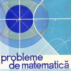 Probleme de matematica cu aplicatii militare Editura militara 1966