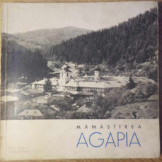 MANASTIREA AGAPIA - PETRE LUPAN