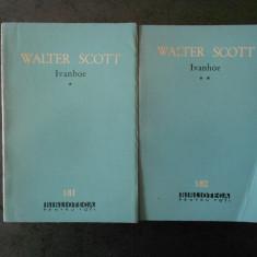 WALTER SCOTT - IVANHOE 2 volume