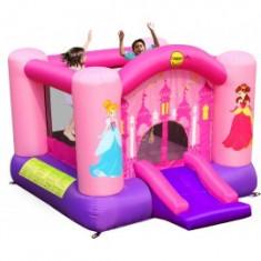 Happy Hop - Spatiu de joaca gonflabil Printese cu tobogan