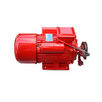 Motor electric 4.5 KW / 3000 Rpm Troian Rosu foto