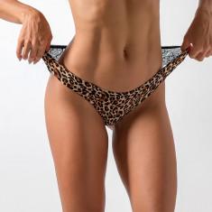 Bikini Mini G-string Chilotei Sexy Dantela Transparenti Dantela Chiloti Bumbac