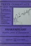W. Shakespeare - Hamlet, prinț al Danemarcei ( TEXTE COMENTATE )