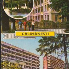 CPI B13011 CARTE POSTALA - CALIMANESTI, MOZAIC
