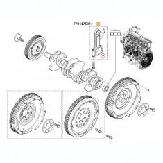 Set Biele Motor Dacia Logan 1.5 Dci