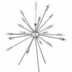 Lampadar Spike XL,metal, crom
