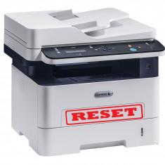 Resoftare Xerox B205  reset cip cartus 106R04348 & unitate imagine DRUM 101R664
