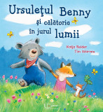 Ursuletul Benny si calatoria in jurul lumii, univers enciclopedic gold
