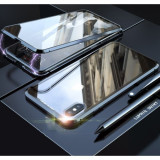 Husa iPhone X / XS Magnetica Neagra