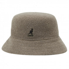 Palarie Kangol Bermuda Bucket Concrete (Masura : L, XL) - Cod 235225423569