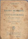 Istoria moderna si contemporana - Lucia Pafim Georgian ( 1946 )