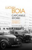 Capcanele istoriei. Elita intelectuala romaneasca intre 1930 si 1950 - Editie lux | Lucian Boia, Humanitas