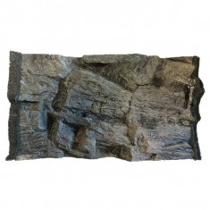 Fundal acvariu 3D 50x30 cm - PIATRĂ
