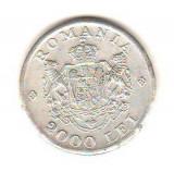 SV * Romania   2000  LEI  1946  *  ARGINTATA (!)  *  Regele Mihai I       +/- XF