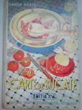 Carte de Bucate, 1931, Sanda Marin editia XV stare foarte buna