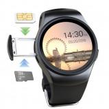 Ceas smartwatch RegalSmart KW18-190 BT 4.0, cartela SIM-ritm cardiac,SIRI-1.3...