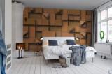 Fototapet 3D blocuri tetris R11291