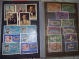 Clasor de timbre vechi,clasor cu timbre vechi,,timbre filateliceT.GRATUIT