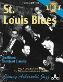 Jamey Aebersold Jazz -- St. Louis Blues, Vol 100: Traditional Dixieland Classics, Book & CD