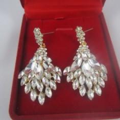Cercei Luxury Crystal White