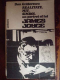 Realitate Mit Simbol Un Portret Al Lui James Joyce - Dan Grogorescu ,299979