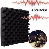 Burete acustic & izolator fonic pentru Studio 100x100x3 cm cu adeziv, MyStylePro