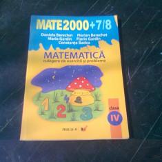 MATE 200 +7/8 -DANIELA BERECHET