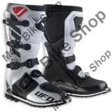 MBS Cizme motocross Ufo Plast Avior, albe, 46, Cod Produs: BO003W46