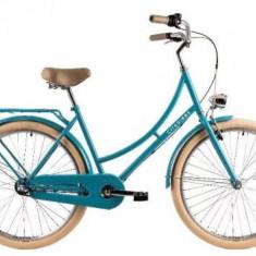 Bicicleta Dama DHS Citadinne 2636 (Verde)
