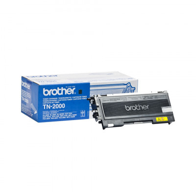 Brother Toner TN2000 Black foto