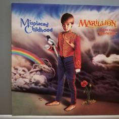 MARILLION – MISPLACED CHILDHOOD (1985/EMI/HOLLAND)  - Vinil/Vinyl/Impecabil(M)