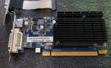 Placa video Sapphire ATI Radeon HD 5450 1GB DDR3 64 Bit HDMI DVI VGA Low Profile, PCI Express, 1 GB