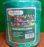 Sfoara pentru palisat verde, 1 kg/bobina, 1 kg/1.300 ml