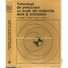 Tehnologii Prelucrare Cu Scule Din Materiale Dure Si Extradure - Tiraj: 5165 Ex.