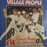 VINIL Village People – Can't Stop The Music - The Original Soundtrack - (VG+) -