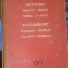 Dictionar francez-roman , roman-francez – Gheorghina Hanes