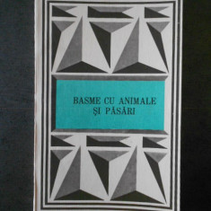 BASME CU ANIMALE SI PASARI