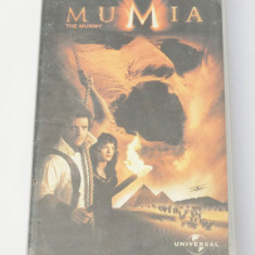 Caseta video VHS originala film tradus Ro - Mumia