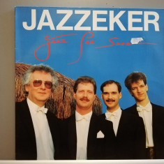 Jazzeker – Jazz For Sure (1988/MR/RFG) - Vinil/Jazz/ca Nou (M)