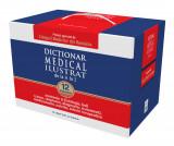 Dicționar medical ilustrat de la A la Z. 12 volume. Cutie cadou