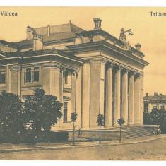 277 - RAMNICU-VALCEA, Justice Palace, Romania - old postcard - unused
